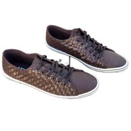 Brown Stylish shoes CY030 Camel