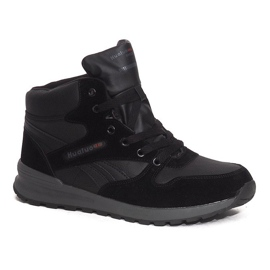 Insulated Snow Boots H1738B Black