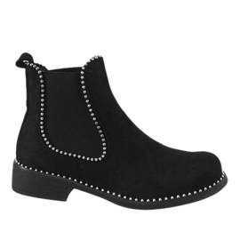 Black insulated HQ960 boots