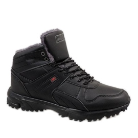 Insulated Snow MC783-2 Black