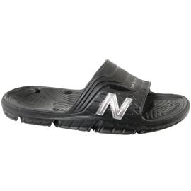Black Slippers New Balance M SD104BS