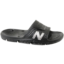 Black Slippers New Balance M SD104BS