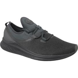 Black Shoes New Balance Fresh Foam Lazer Heathered M Mlazreb