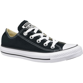Shoes Converse C. Taylor All Star Ox Black M9166C