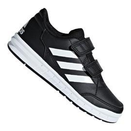 Black Adidas AltaSport Cf Jr D96829 shoes