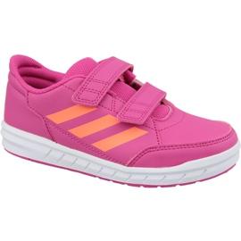 Adidas AltaSport Cf Jr G27088 pink shoes