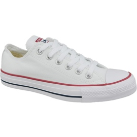 White Shoes Converse Chuck Taylor All Star M7652C
