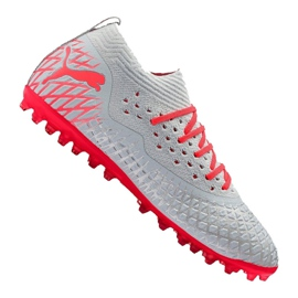 Football boots Puma Future 4.2 Netfit Mg M 105681-01