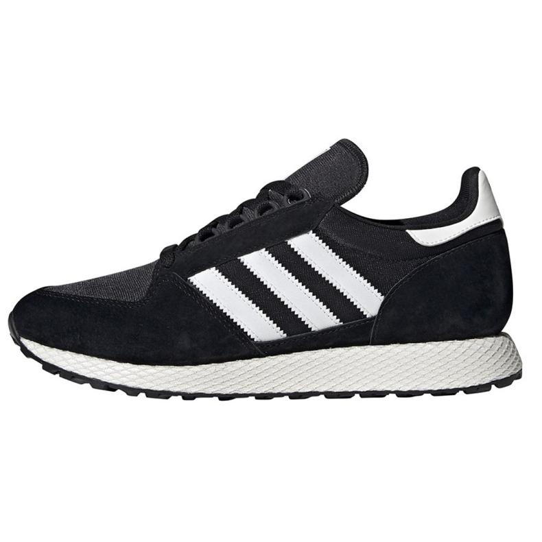Adidas Originals Forest Grove M EE5834 shoes black