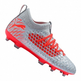 Football boots Puma Future 4.3 Netfit Fg / Ag Jr 105693-01