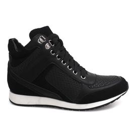 Sneakers Wedge 58804 Black