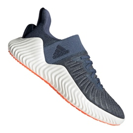 Blue Running shoes adidas Alphabounce Trainer M CG6237