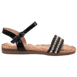 Emaks Comfortable Women's Sandals black