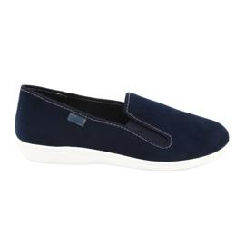 Navy Befado youth footwear pvc 401Q047