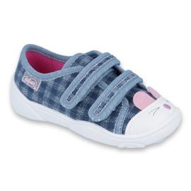 Blue Befado children's shoes 907P107