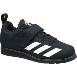 Black Adidas Powerlift 4 W BC0343 shoes