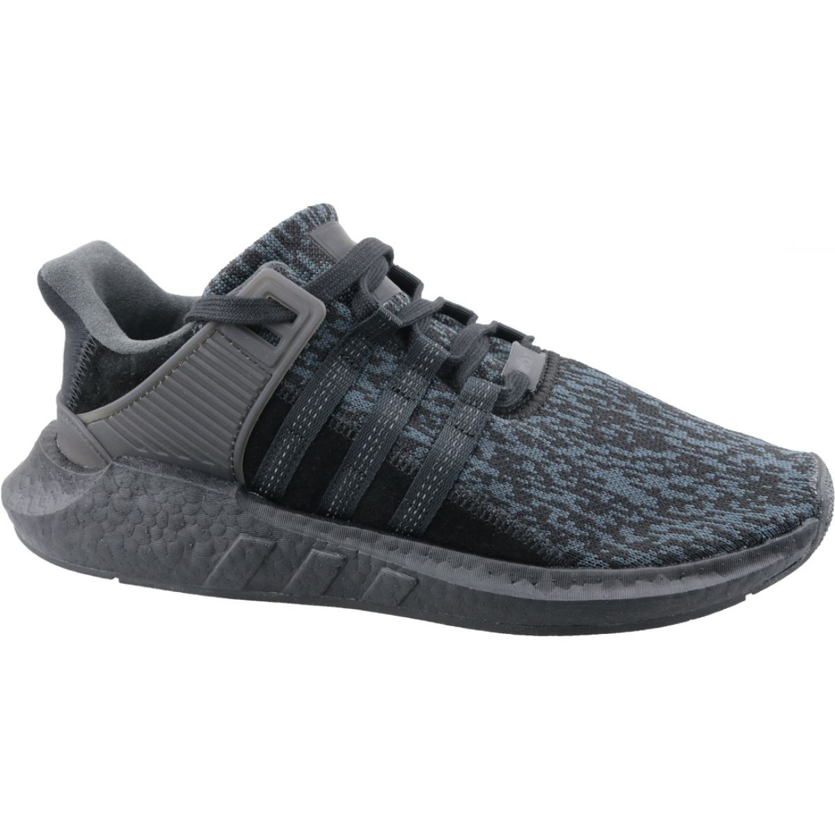 the latest 327f7 441af Black Adidas Eqt Support 93/17 M BY9512 shoes
