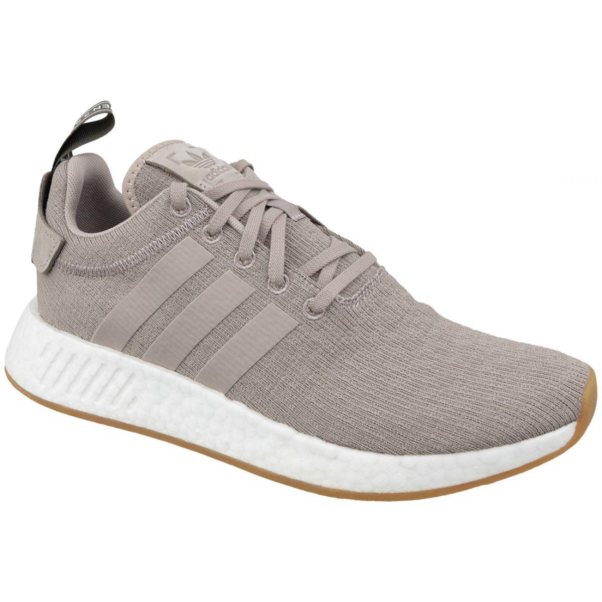 Adidas NMD_R2 M CQ2399 shoes grey