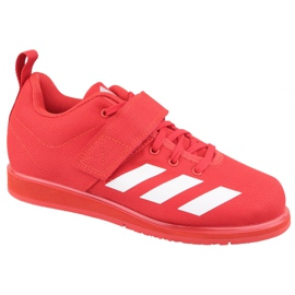 Adidas Powerlift 4 W BC0346 shoes red