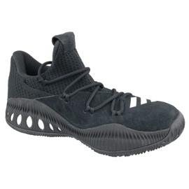 Adidas Crazy Explosive Low M BY2867 shoes black black