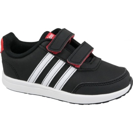 Black Adidas Vs Switch 2 Cmf Inf Jr F35703 shoes