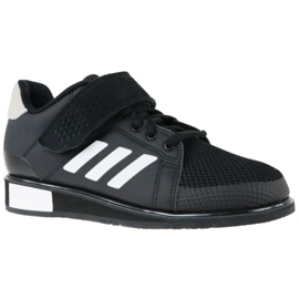 Black Adidas Power Perfect 3 W BB6363 shoes