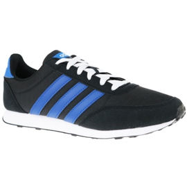Black Shoes adidas V Racer 2.0 M DB0429