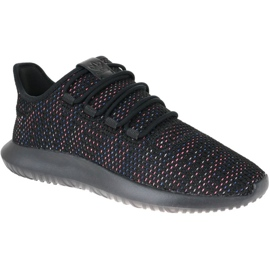 Black Adidas Tubular Shadow M AQ1091 shoes