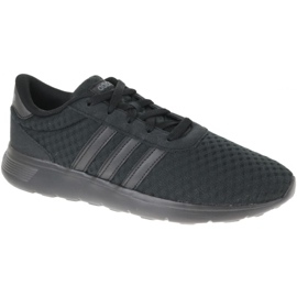 Black Adidas Lite Racer M DB0646 shoes