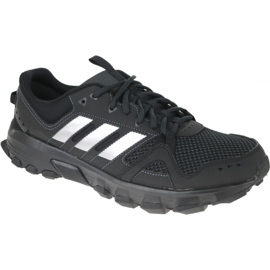 Black Adidas Rockadia Trail M CG3982 shoes