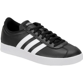 Black Shoes adidas Vl Court 2.0 M B43814