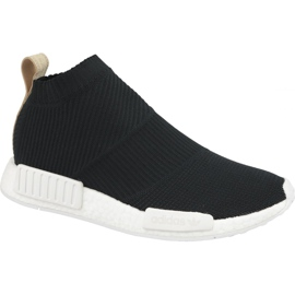 Black Adidas Nmd CS1 Pk M AQ0948 shoes
