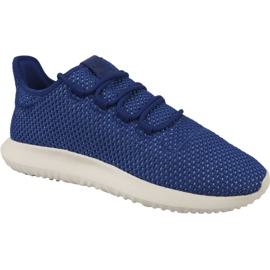 Blue Adidas Tubular Shadow Ck M B37593 shoes