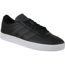 Black Shoes adidas Vl Court 2.0 M B43816