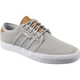 Grey Adidas Seeley M B27786 shoes
