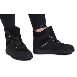 Black Paule sneakers