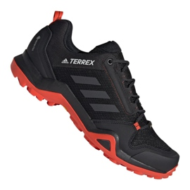 Black Adidas Terrex AX3 Gtx M G26578 shoes