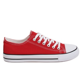 Classic women's sneakers red XL03 Bigred