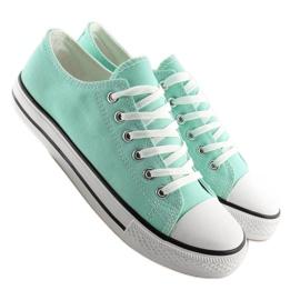 Classic ladies' sneakers XL03 L.GREEN
