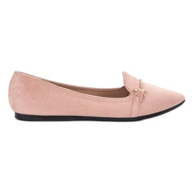 SHELOVET pink Ballerina In Spitz