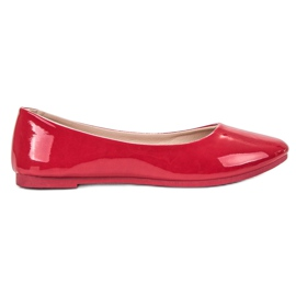SHELOVET Lacquered Ballerina