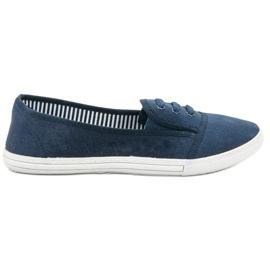Balada blue Slip-on Sneakers