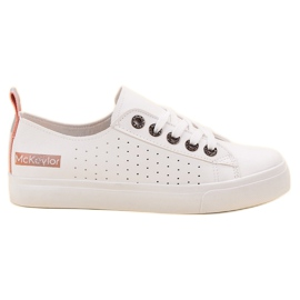 White MCKEYLOR shoes