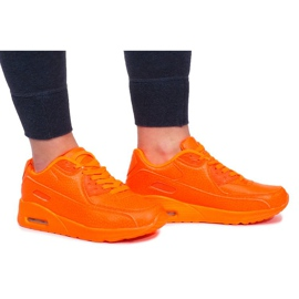 Sneakers B503-3 Orange