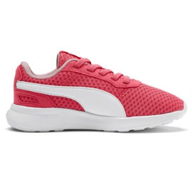 Red Shoes Puma St Activate Ac Ps Jr 369070 09 coral