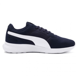 Shoes Puma St Activate M 369122 03 navy blue