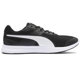 Shoes Puma Escaper Core M 369985 01 black and white