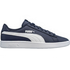 Shoes Puma Smash v2 LM 365215 05 navy blue