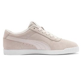Brown Shoes Puma Carina Slim Sd W 370549 02 beige