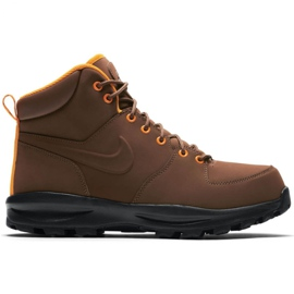 Shoes Nike Manoa Leather M 454350 203 brown